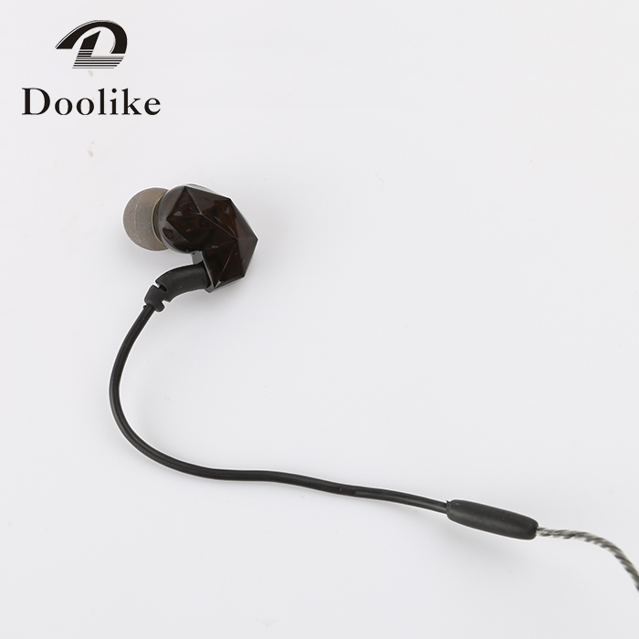 Universal mobile phone super bass earphone,in-ear headphone for iphone for Samsung