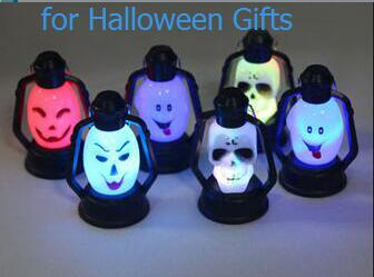 Wholesale Gift for Kids, for Adults Multi Types Decorative Hallowmas Party Toy, LED Halloween Decoration Lantern