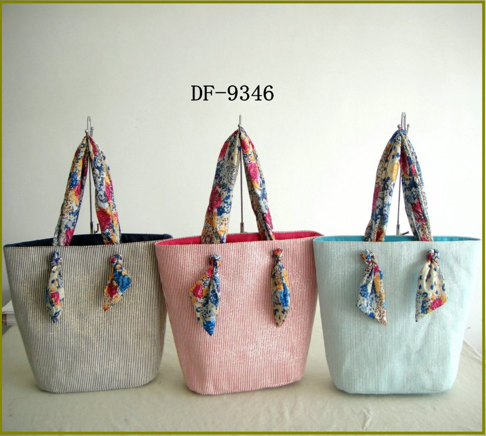 Fancy Hand Embroidery Natural Sea Grass Beach Straw Tote Bags For Kids