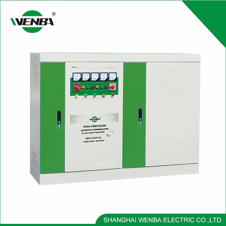 Best Seller And High Precision Sbw Dbw 400Kva Voltage Stabilizer