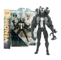 Diamond Select Toys Marvel Select Venom Action Figure Select Venom Anime Figure