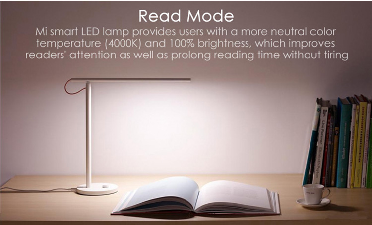 Wifi Led led Mijia xiaomi Original Xiaomi Light Lamp Buy Light Smart Support Mjtd01yl Lamp Yeelight Table Desk reWCBodx