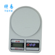 TOYE hot sale electronic 5kg/1g weighing food Kitchen scale