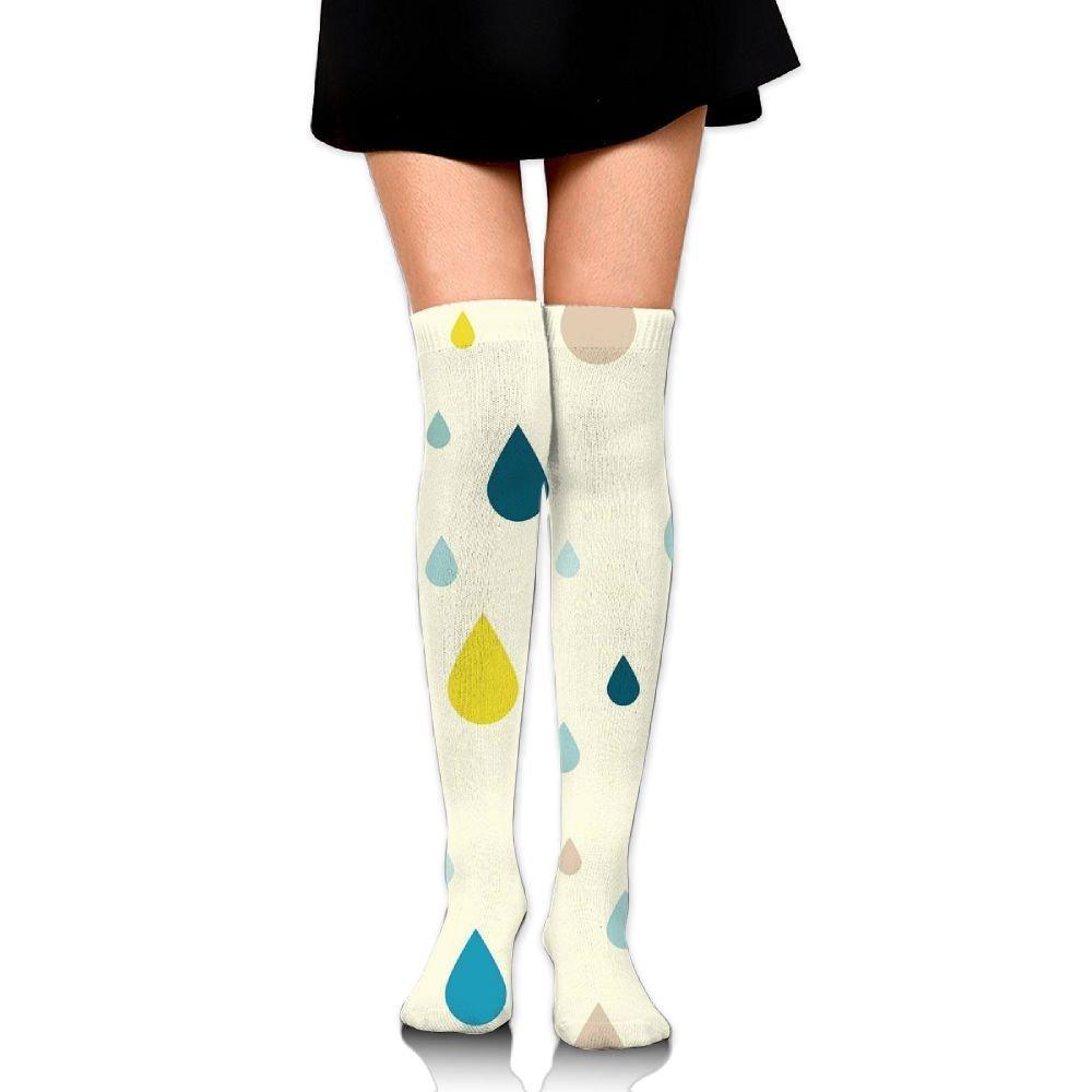 Womens Ladies Ultrathin Sheer Thigh High Stockings Hold Up Hosiery Socks 2047
