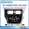 ZESTECH Wholesale touch screen gps oem Car headunit FOR Great Wall C30 2013