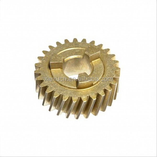 High precision mini brass helical gear small helical pinion and gear