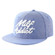 Hongxiong OEM high quality custom made 3d embroidery 6 panel snapback cap
