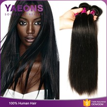 High quality human hair Can be dyed slovakia virgin 4 inch no track hair extensions