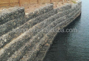 gabion box / pvc gabion /reno mattress with SGS inspection