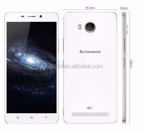 cheaper Original Lenovo A5600 p780 quad core smartphone Android 4G LTE 1GB RAM 8GB ROM 8.0mp Camera Smartphone 1280x720px