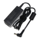 Black 19v power supply adjustable ac/dc adapter 2a desktop power adaptor