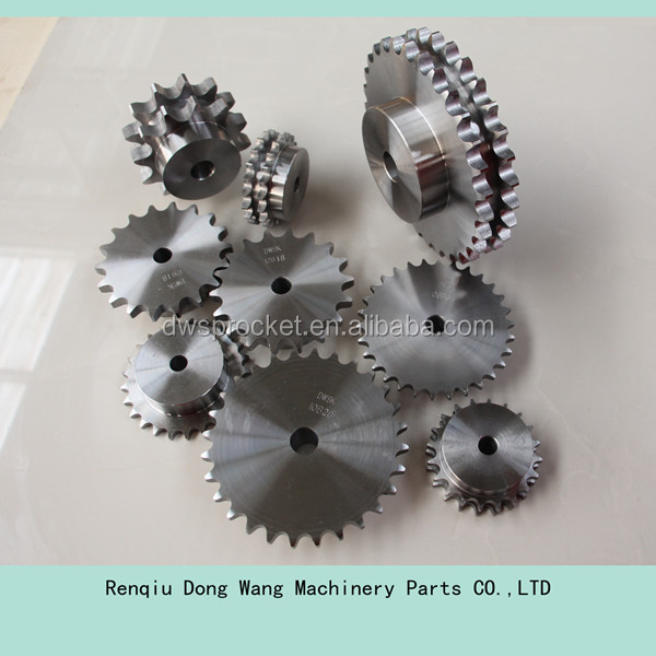 DIN 8187standard sprocket/duplex sprocket 12B-2-30