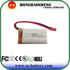 High discharge rate 3.7v li-polymer 1200mah 3.7v rc battery for RC helicopter