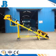 Heat resistant material feature and new condition belt conveyor price