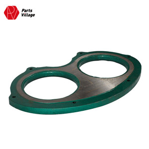 Lowest price spectacle plate and wear ring for s-valve assembly