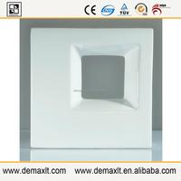 demax wholesale price 190x190x80mm handcraft 3d hollow ceramic block