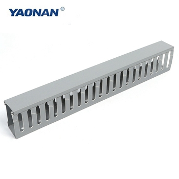 Cable Raceway /Decorative Cable Trunking Price/ Plastic Wire Tray