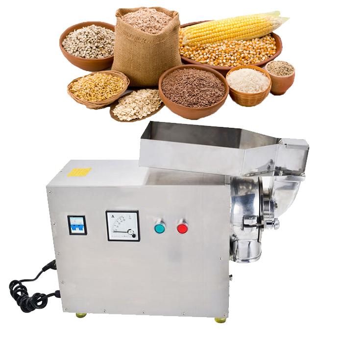 Multifunctional 60mesh to 180mesh sugar powder grinder