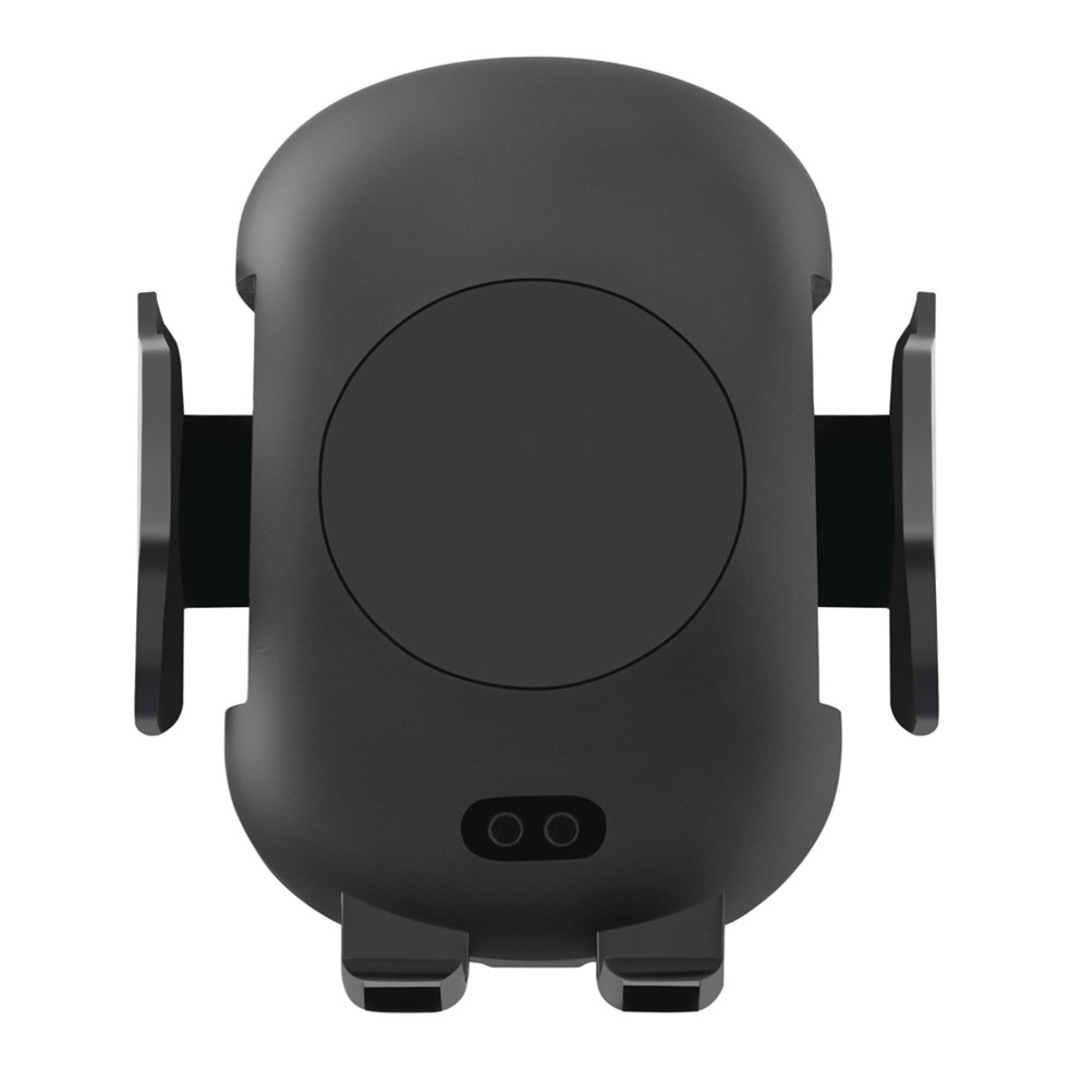 Free Sample 2019 Quick Infrared Automatic Induction Wireless Charger Air Vent Mount 10W Wireless Car Charger for iPhone 8 X