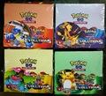 2017 New 324Pcs Lot English Edition XY Pokemon Cards EX Trading carte Pokemon go Cards Game