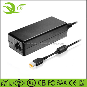 Fast charging Laptop Charger 20V 4.5A For Lenovo ThinkPad X1 Carbon 3444BDU Ultrabook Laptop Adapter 11*4.0mm 90W