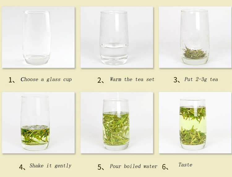 Green Tea Leaves West Lake Longjing Quality Autumn Tea Weight Loss Green Tea Diet - 4uTea | 4uTea.com