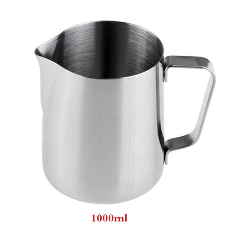 Нержавеющая сталь пенообразователь чашки для капучино крем Мотта кувшин для кофе, молока кувшин для молока латте арт чашки пенообразовател...(Китай)