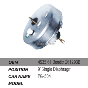 Bendix Brake Booster, Bendix Brake Booster Suppliers and
