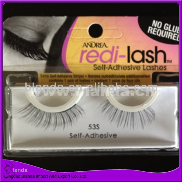 Blanda Natural Strip Eyelashes Synthetic Lash Buy Synthetic Lashes