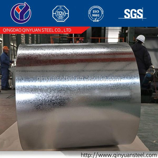 galvanzied steel coil corrugated galvanized iron sheets in china