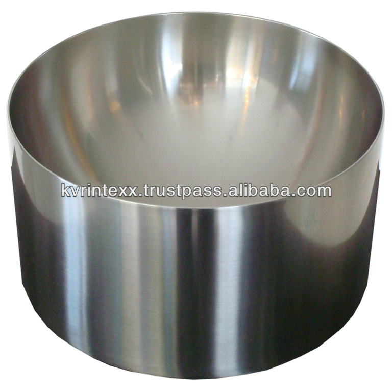 color stainless steel dog bowl for export