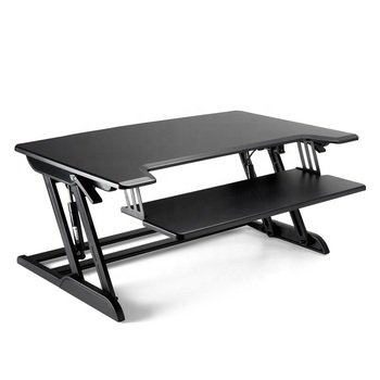 Brand new ergonomic gas spring adjustable folding laptop computer desk