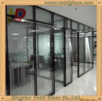 Soundproof Glass Interior Doors,glass Interior Pocket Door,interior Frosted  Glass Bathroom Door
