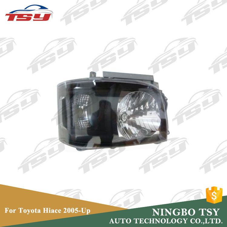 Auto PC + PP Head Light Koplamp Voor Toyota Hiace 2005-up