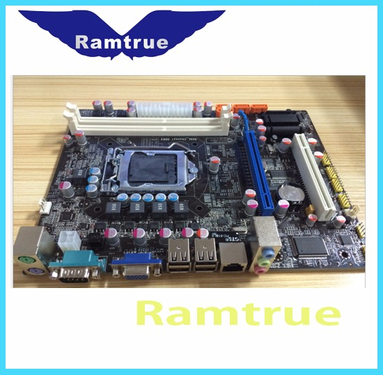 Intel H55 Motherboard with onboard CPU combo , excellent performance