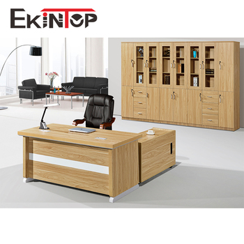Office Table Design Wooden Modern Executive Desk Designs
