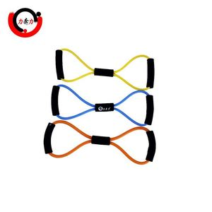 Body Fitness 8 Shape Training Resistance Band