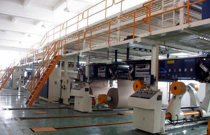 Corrugated Box Automatic 5 Ply Box Making Plant/carton Machine Ce - Buy 5  Ply Corrugated Cardboard Production Line,Corrugated Box Automatic 5 Ply Box