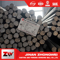 grinding rod with dia:100mm usd to rod mill 4