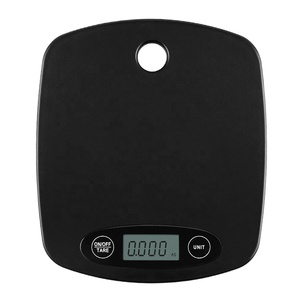 2019 Amazon Wall Mounted 5Kg Household Electronic Digital Food Diet Weighing Smart Food Nutrition  Kitchen Scale