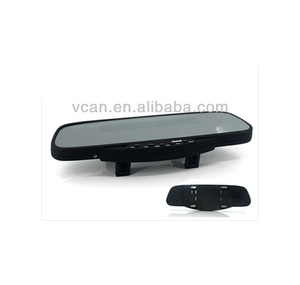 High quality Best 7inch rearview mirror with BT backup camera rear view mirror