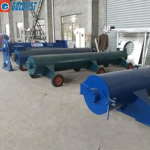 Industrial carpet centrifuge drying machine with 304 stainless steel drum / rug rotary spin centrifugal dryer with cheap price