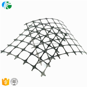 Competitive Polypropylene Biaxial Geogrid Price with CE certificate