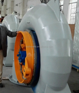 280kW Mini Water Turbine Generator / Francis turbine price for Micro Hydro Power Plants