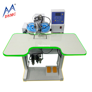 Top Selling Double Disk Automatic Ultrasonic Hot Fix Rhinestone Setting Machine On Sale