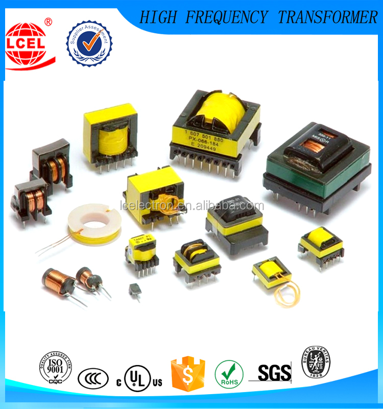 EI EP EE EC PQ type high frequency transformer FLYBACK TRANSFORMER