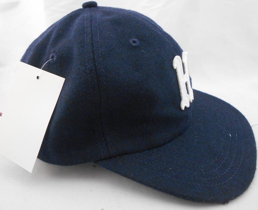 91d6a9d8e5c Navy Melton Wool Unstructured Snapback Hat Back Genuine Leather Strap  Snapback Hats - Buy Navy Melton Wool Unstructured Snapback Hat