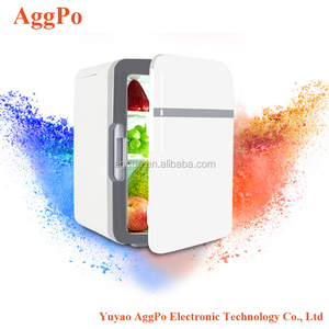 Mini Fridge Cooler & Warmer - Home,Office, Car or Boat - AC & DC 10L Capacity Personal Fridge/Warmer