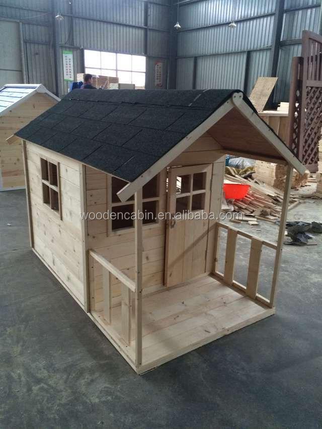 NZ estándar de madera del juego de niños casa cubículo-Teatros ...