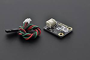 Venel--Arduino Compatible 38KHz Gravity Digital Infrared Emission Sensor. Widely Used As A Means Of Wireless Communication By Remote Controls For Televisions and Other Electronic Devices.